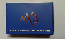 NX3 GYRO FOR FIXED WING RC PLANES. UK SELLER