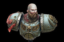 SK Miniatures Space Renegade with 2 head options 1/10th Bust Unpainted kit
