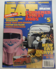 Fat Fendered Street Rods Magazine Build Your Own Headers No.5 1991 070915R