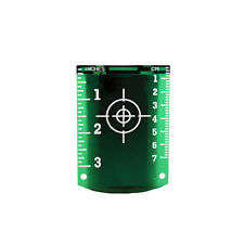Linestorm Magnetic Green Laser Target For Use With Laser Levels | Line Laser