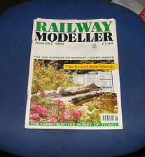 RAILWAY MODELLER VOLUME 41 NUMBER 477 AUGUST 1990 - DINGLE/'DUKE OF GLOUCESTER'