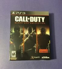 Call of Duty Black Ops *Trilogy* Collection for PS3 NEW