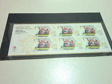 UK GREAT BRITAIN LONDON OLYMPICS 2012 ROWING Helen Glover Heather Stanning Stamp