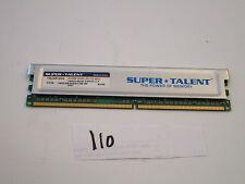 Super Talent T5UA512C4 512Mb PC2-4200 533Mhz CL4 DDR2 Desktop Memory RAM (110)
