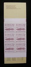 Sweden   1985   Booklet    MNH  old Stamp