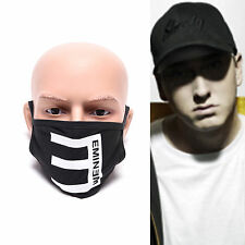 Eminem Black Cotton Mask Rap Star cosplay accessory Costume Hot