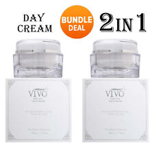 2x - Vivo Per lei Moisturizer Facial Day Cream Dead Sea Size 50g 1.7OZ