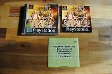 Boite VIDE du jeu METAL SLUG X sur Playstation 1 PS1 (PAS de jeu, empty box)