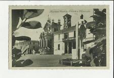 appiano gentile como chiesa e municipio vecchia cartolina 1947