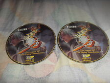 """In good condition """"The legend of the flying swordsman"""" 小李飞刀 Movie VCD *Free Post"""