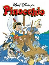 Pinocchio movie poster print  : Walt Disney : 12 x 16 inches - Jiminy Cricket