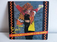 TOYAH Be proud be loud SAFE52