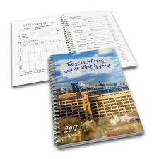 Deluxe 2017 Theocratic Weekly Agenda + Diary for Jehovah's Witnesses Ministry Id