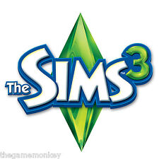 THE SIMS 3 Main Game [PC/Mac] Origin Download Key/Code