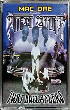 Tha Cutthroat Committee - Turf Buccaneers [PA] CASSETTE TAPE SEALED NEW Mac Dre