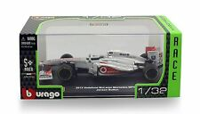Bburago 1/32 downforce Vodafone 2013  McLaren Mercedes MP4-28 Jenson Button B144