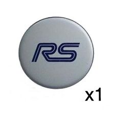 Genuine Ford Focus RS Mk1 1998-05 Alloy Wheel Centre Cap.