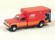HO 1/87 Trident # 90061  Fire/Rescue vehicle Chevrolet