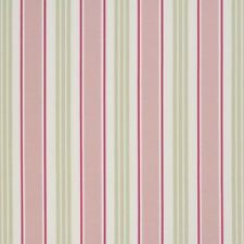 Clarke and Clarke Sage Deckchair Stripe Design Upholstery Curtain Craft Fabric