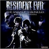 Resident Evil: The Darkside Chronicle NEW Original Video Game Soundtrack 2 CD