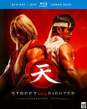 Street Fighter: Assassin's Fist - Live Action (Blu-ray/DVD Combo), New DVDs