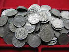 100 CLEAN KING GEORGE VI SIXPENCES 1947-52 INCLUDING ONE 'RARE' 1952 SIXPENCE