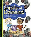 Supply and Demand (Simple Economics (Child's World))-ExLibrary