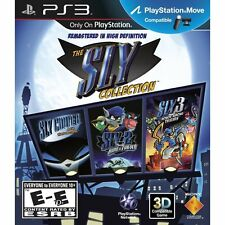 The Sly Collection PS3 Sony Playstation 3 Brand New Sealed Fast Shipping