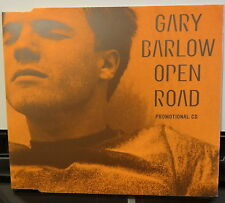 GARY BARLOW - OPEN ROAD Promotional CD SINGLE - 1997