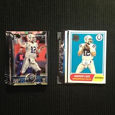 2015 TOPPS INDIANAPOLIS COLTS MASTER TEAM SET 30 CARDS  TOUGH INSERTS +