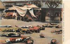 CHINA, HEADS & BODIES OF CRIMINALS AFTER BEHEADING, STERNBERG PUB c. 1904-14