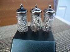 1 piece only mullard or valvo ef86 great condition. w/tested strong. you choose.