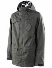 SPECIAL BLEND snowboard mens UTILITY JACKET blackout MED ~BRAND NEW w/tags~!!