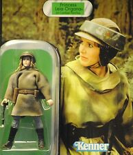 Star Wars ROTJ Vintage Retro Princess Leia Endor Gear Unpunched MOC VOTC Figure