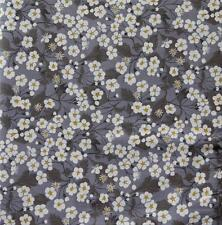 LIBERTY ART FABRICS TANA LAWN - CLASSIC COLLECTION - MITSI D - by the FQ / METRE