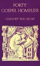 Cistercian Studies: Forty Gospel Homilies by St. Gregory the Great No. 123 by...