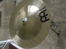 """Meinl Byzance Brilliant 18"""" China Cymbal - Really clean condition B18CH-B"""