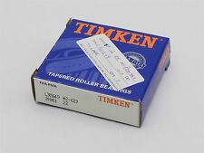 NEW AIRCRAFT TIMKEN TAPERED ROLLER BEARING P/N L305649 *2-629