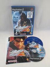 Sony Playstation 2 PS2 - Tekken 4 with Bonus DVD Disc