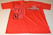 NWT Big Boss Sports Red sz XL T Shirt  Skateboard The Ultimate Sk8 Challenge