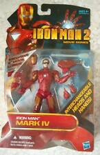 "Marvel Legends Exclusive Iron Man Movie 2 - IRON MAN MARK IV 6"" (MISB)"