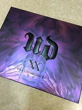 Urban Decay * XX VICE RELOADED  * Eye Shadow 20 Shade Palette w/Brush LTD