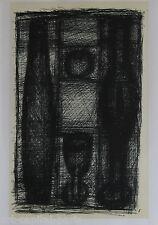 UBAC RAOUL LITHOGRAPHIE ORIGINALE DERRIÈRE LE MIROIR DLM 1966 LITHOGRAPH
