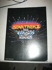 1982 Movie Special 82-5 Magazine Star Trek II The Wrath of Khan Magazine (G10)