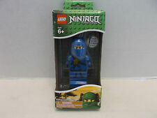Lego #LGO2208 Jay Retractable Pen Ninjago Masters Of Spinjitzu NIB 2012!