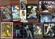 Frank Thomas 12 card lot, Includes Insert's, Parallels Mini's