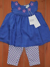 PUMPKIN PATCH Baby Girl Dress + Leggings Size 000 Fits 0-3 m GIFT New RRP $39.99
