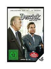 5 DVDs * DERRICK - COLLECTOR'S  BOX 15 | HORST TAPPERT - FRITZ WEPPER  # NEU OVP