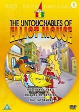 THE UNTOUCHABLES OF ELLIOT MOUSE (BRAND NEW ALL REGION DVD)