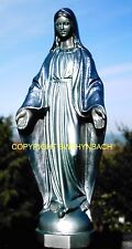 NEW RUBBER LATEX MOULD MOULDS MOLD TO MAKE LARGE STATUE VIRGIN MARY MADONNA
